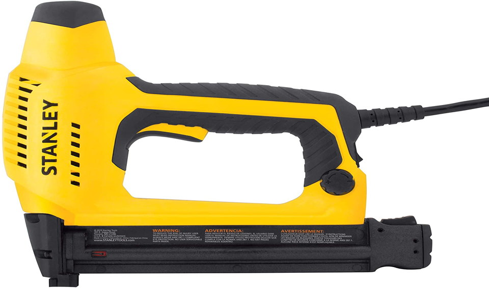 best corded electric brad nailer