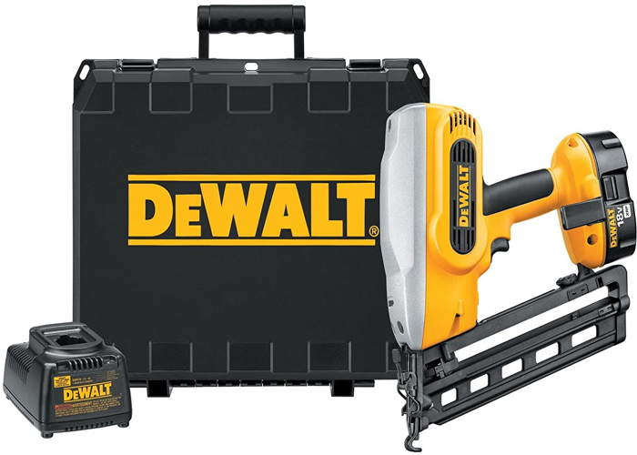 electric nailer for trim