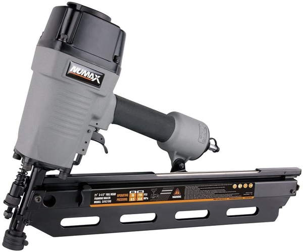 What nail gun to use for a fence